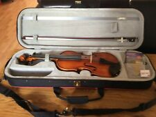 Hidersine 4/4 Violin Includes Bow & Case