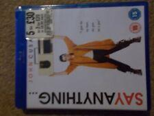 Say Anything (Blu-ray, 2014) Cameron Crowe, John Cusack NEW and sealed