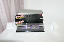Jimmy Spencer Race Car Transport Truck  1/96 scale