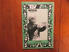 May-1976 Lancaster Pa TV Mag(PETER OSTRUM/WILLIE WONKA AND THE CHOCOLATE FACTORY