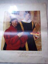 JEAN FOUQUET / ETIENNE CHEVALIER... / DIPTYQUE DE MELUN (1451)