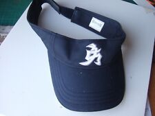 New York logo 56 cm Running cap Headgear make 100% cotton Navy blue in colour