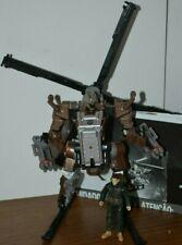 Transformers DOTM Dark of the Moon Human Alliance Whirl & Major Sparkplug