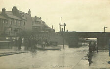 Cullercoats Railway Station Photo. Tynemouth - Whitley Bay. Newcastle Area. (4)