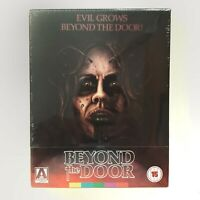 BEYOND THE DOOR - bluray - arrow limited bluray - UK - NEW SEALED