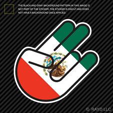 Mexican Shocker Sticker Die Cut Decal Self Adhesive Vinyl Mexico