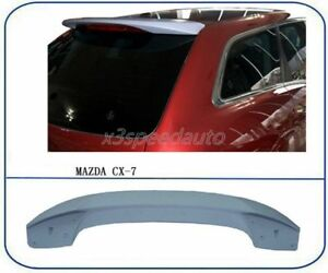 Factory Style ABS Spoiler Wing For Mazda CX-7 2007-2014