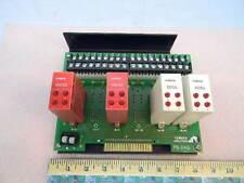 Gordos PB24Q Quad 6-Module 24-Channel Position Board & (2) ODC5Q & (2) IDC5Q