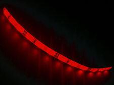 20CM STRISCIA FLESSIBILE STRIP LED 3528 12V IP33 ROSSA RED