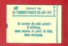 CARNET TYPE SABINE N° 1970 C1  NEUF **