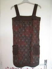 Robe tunique à bretelles 36 comme neuve