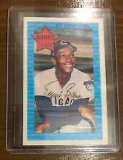 1971 Ernie Banks Baseball Card Kellogg's 3-D Super Stars#50 HOF