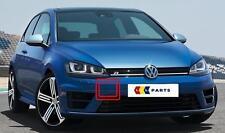VW GOLF VII R20 13-16 NUOVO ORIGINALE PARAURTI ANTERIORE TRAINO GANCIO COPERCHIO CAP 5g0807241b