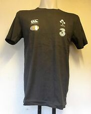 IRELAND RUGBY PHANTOM COTTON TRAINING TEE BY CANTERBURY SIZE ADULT SMALL