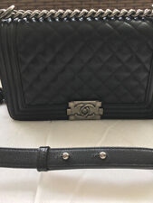 100% Original Chanel Boy Bag mit Rechnung