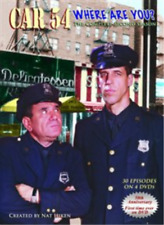 Car 54 Where Are You The Complete Second Season 0016351041890 DVD Region 1