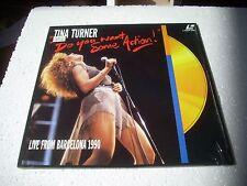 TINA TURNER  / LIVE FROM BARCELONA 1990 Europe Laserdisc Pal version