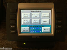Crestron SmarTouch Touchscreen ST-1700C With ST-DSN Dock & ST-BTPN Battery