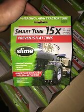 """Slime 30014 Pre Slimed Lawn Tractor Tube 15"""" X 6"""" 15x6.00-6 13x5.00-6"""
