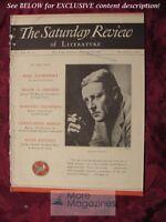 Saturday Review February 15 1936 NEGLEY FARSON BASIL DAVENPORT