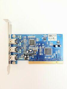 Belkin F5U503 3-Port FireWire IEEE 1394 PCI Card