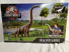 "Jurassic World Legacy Collection Brachiosaurus 42"" wide x 28"" tall Free Shipping"