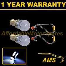 2X H3 WHITE 6 CREE LED FRONT FOG SPOT LAMP LIGHT BULBS HIGH POWER XENON FF503204
