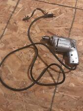 Vintage Of Skill Cord Drill