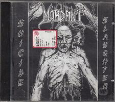 MORDANT - suicide slaughter CD