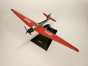 Ant-25 Metall Modell Flugzeug Die Cast NEU OVP