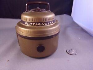 Vintage Filter Queen Vacuum Cleaner Advertising Promotional Bank