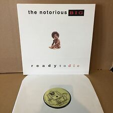 The Notorious B.I.G. - Ready To Die - Bad Boy Records Vinyl LP