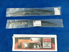 Land Rover Defender 90/110 Pair Wiper Blades (13 inch) BR 2378