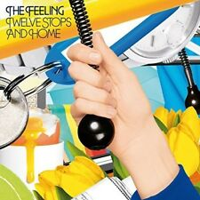 The Feeling - Twelve Stops & Home (3CD+Dvd PAL Region 0) [New CD] With DVD, Digi