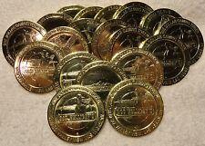 (1) Doc Holliday's - Dollar Casino Token Saloon Las Vegas Slot Vintage Coin