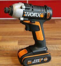 Worx WX290.2 Impact Cordless Screwdriver 20V