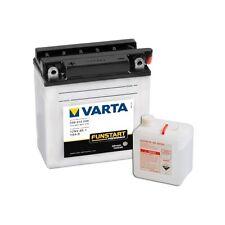 VARTA MOTORRAD-BATTERIE YB9-B YB 9-B NEU !!!, 12 Volt, trocken, mit Säurepack