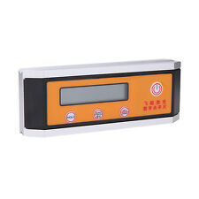 0~360° LCD Digital Protractor Angle Finder Level Inclinometer Magnetic V-Groove