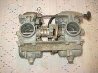 Mikuni Twin Carburetors Suzuki 1982 Suzuki GS300L 1981 1983 Kawasaki Yamaha