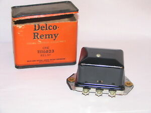 Rare NOS Original Delco-Remy Overdrive Relais 1940-1949 Packard Avec / R-9