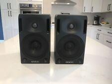 Genelec 1029A Studio Monitors Pair Speakers EXCELLENT WORKING CONDITION