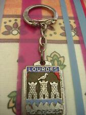 PORTE - CLES  RELIGIEUX   /  LOURDES   1962  /  SUPERBE