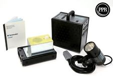 Broncolor Mobil 1200w/s Pack Mobilite Strobe Head and Studio Booster AC adapter