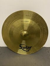 "Solar by Sabian 18"" Chinese China Cymbal / Drum Accessory / Hardware"