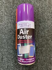 Compressed Air Duster Spray Can Cleans Protects Laptops Keyboards 200ml