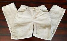 Womens Gloria Vanderbilt Amanda Stretch Brown Jeans Size 6P