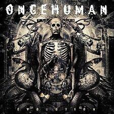ONCE HUMAN - EVOLUTION   CD NEU