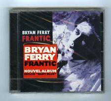 CD (NEW) BRYAN FERRY FRANTIC
