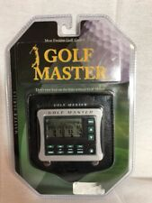 NEW IN SEALED PACKAGING GOLF MASTER #468-CS COMPLETE GOLF RULES HANDHELD READER