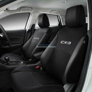 Mazda CX-3 Genuine Neoprene Front Seat Cover (Single Side) DK12-AC-SCF